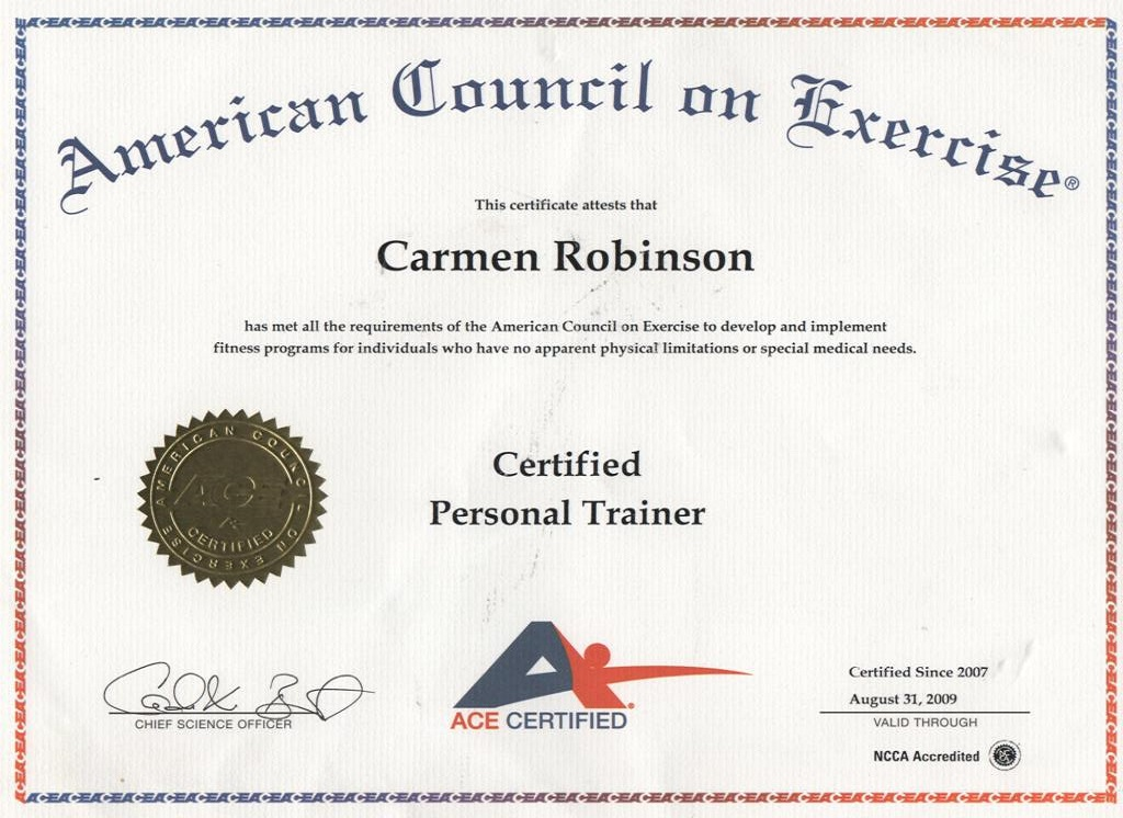 The 4 Most Important Certifications For Personal Trainers
